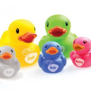 babydam rubber bath ducks
