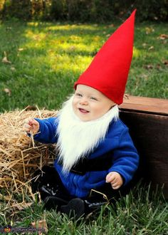 halloween baby gnome outfit
