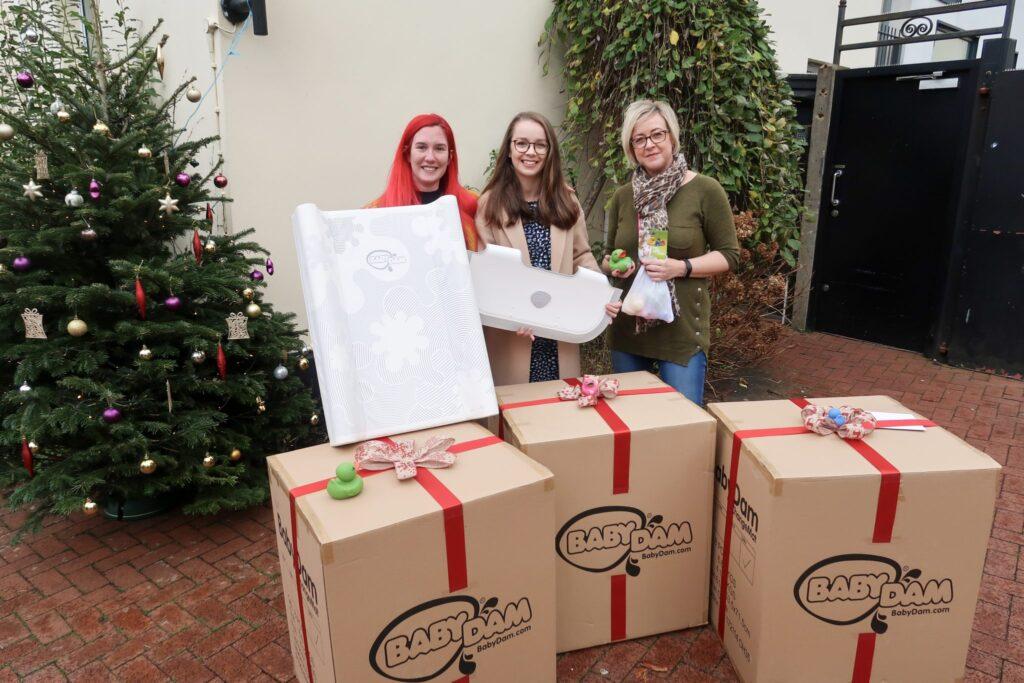 trevi house Christmas campaign
